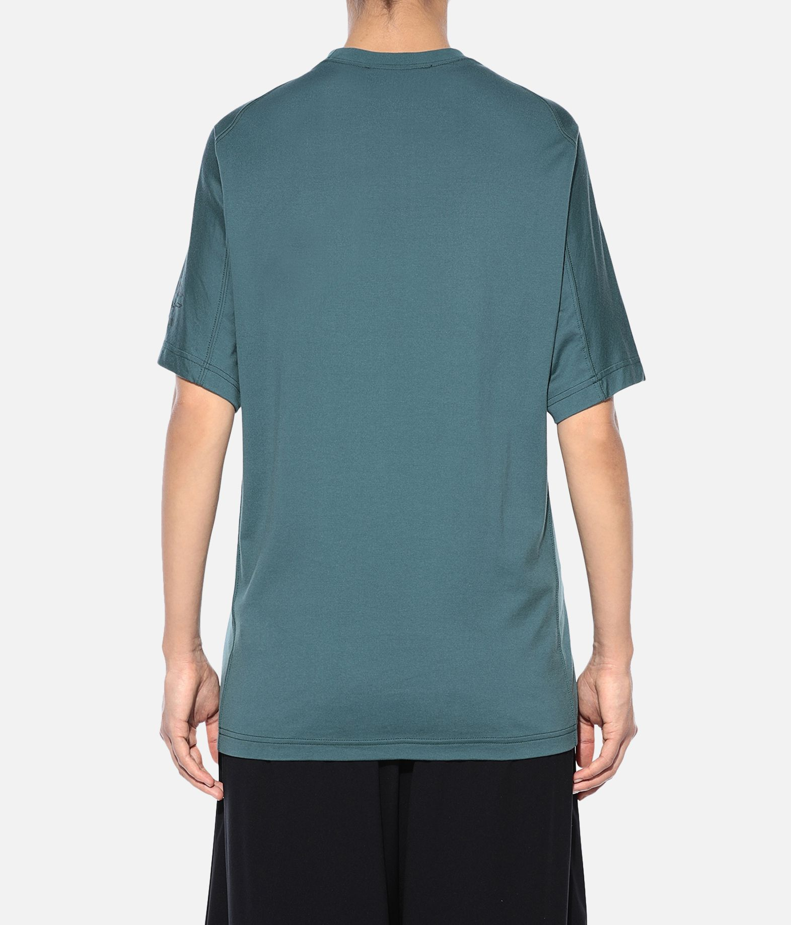 Y-3 Y-3 New Classic Tee  Short sleeve t-shirt Woman d