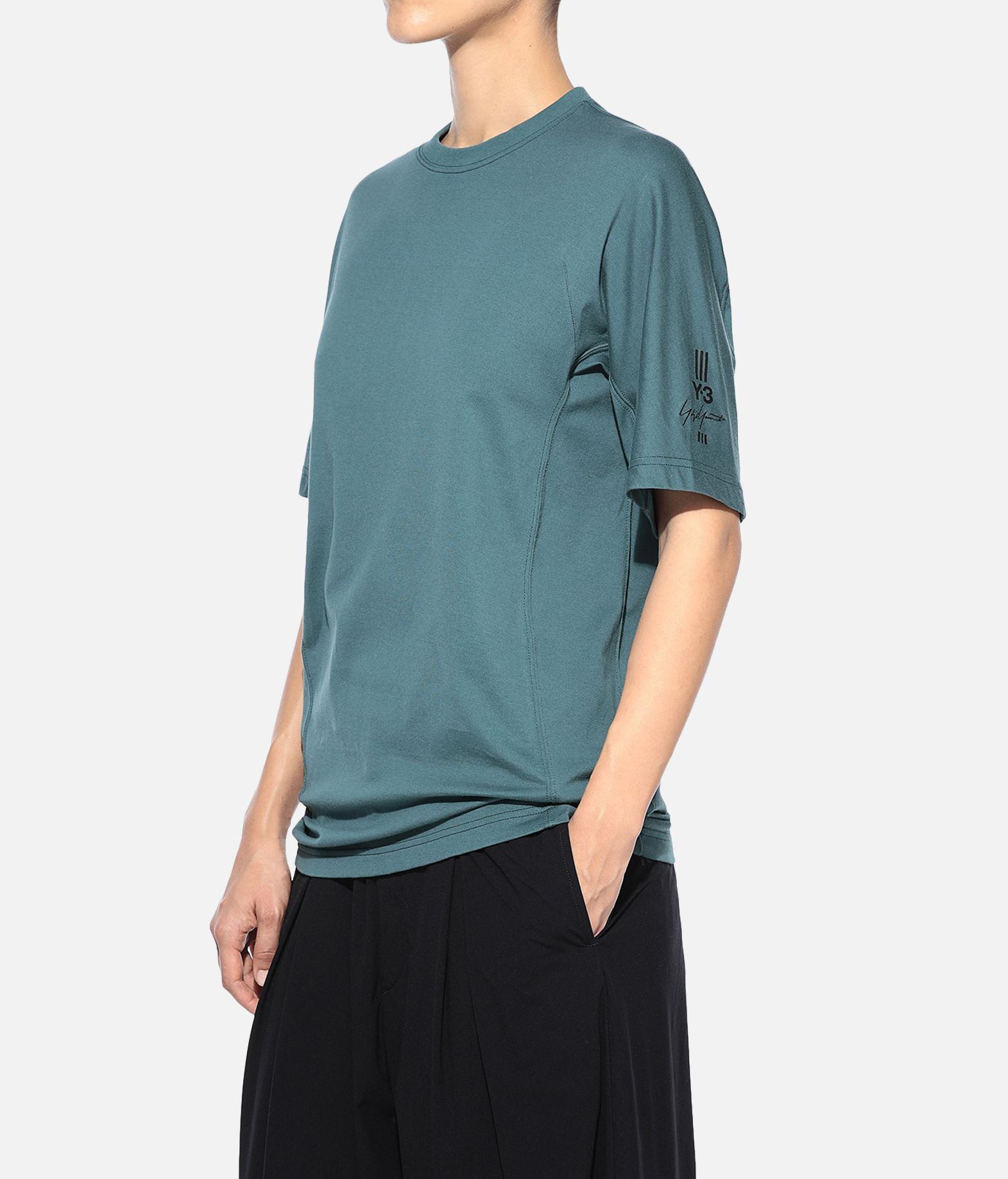 Y-3 Y-3 New Classic Tee  Short sleeve t-shirt Woman e