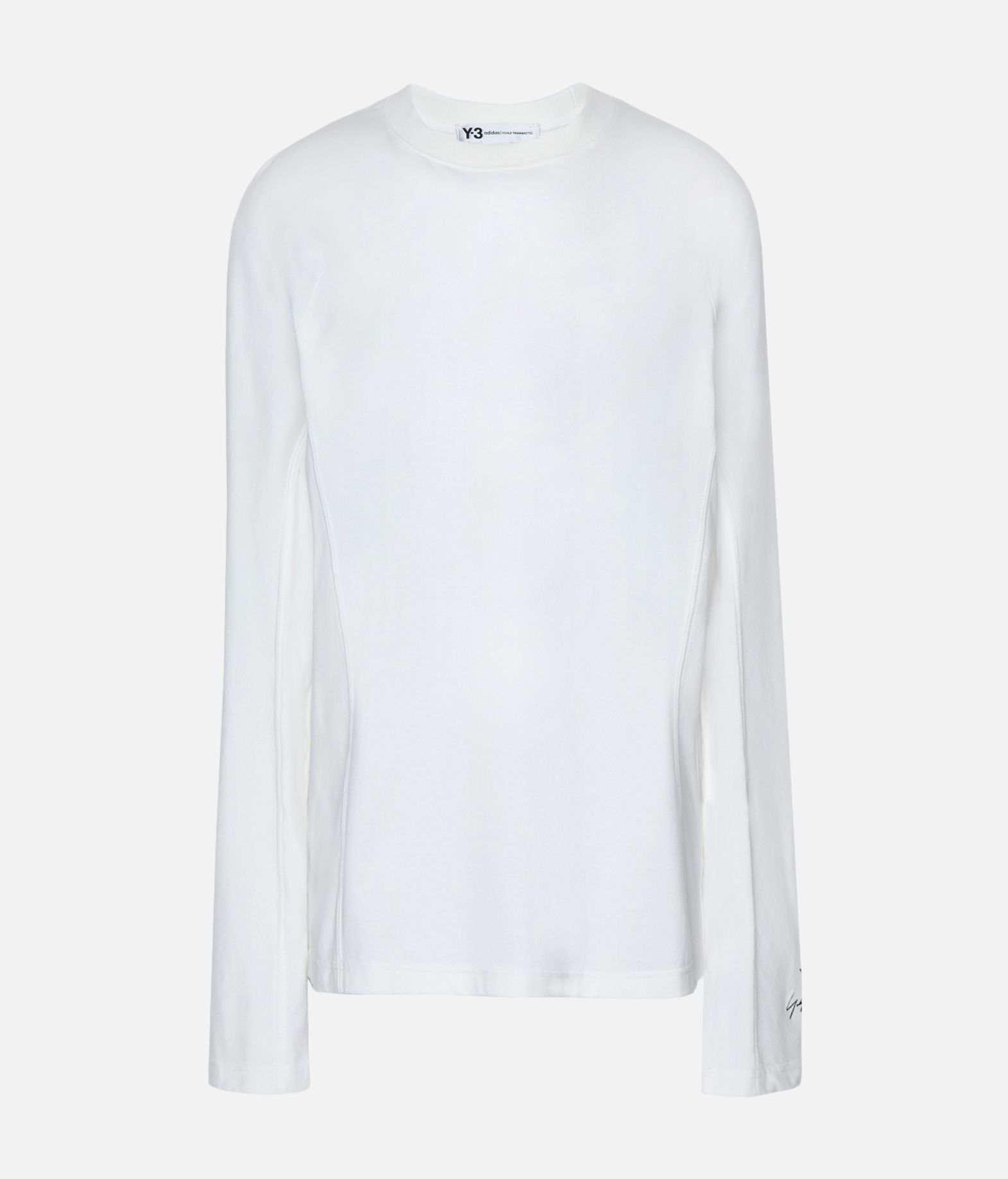 Y-3 Y-3 Classic Tee Long sleeve t-shirt Woman f