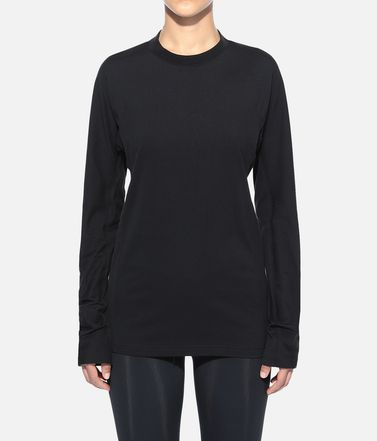 Y-3 Long sleeve t-shirt Woman Y-3 Classic Tee r