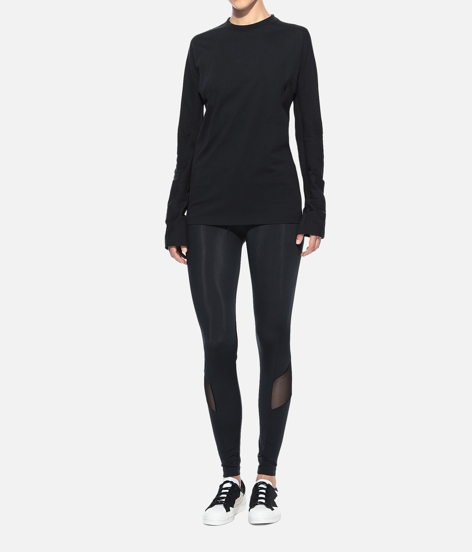 Y-3 Y-3 Classic Tee Long sleeve t-shirt Woman a