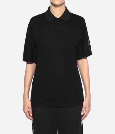 Y-3 Polo Woman Y-3 New Classic Polo Shirt  r