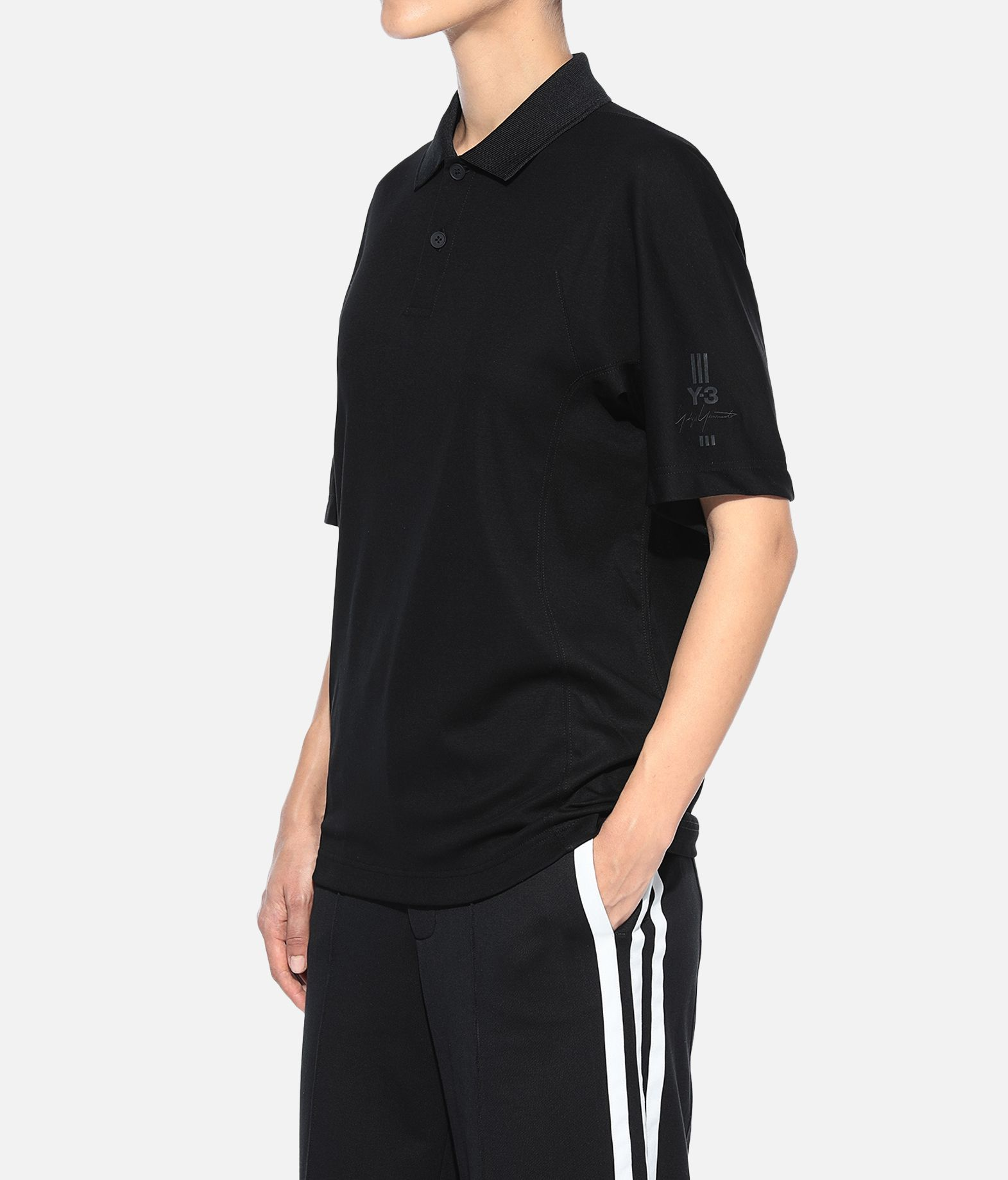 Y-3 Y-3 New Classic Polo Shirt  Polo Woman e