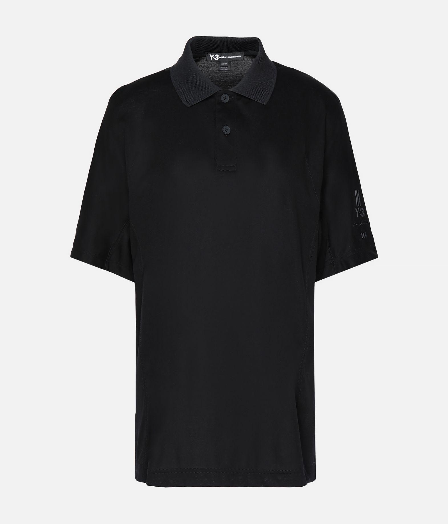 Y-3 Y-3 New Classic Polo Shirt  ポロシャツ レディース f