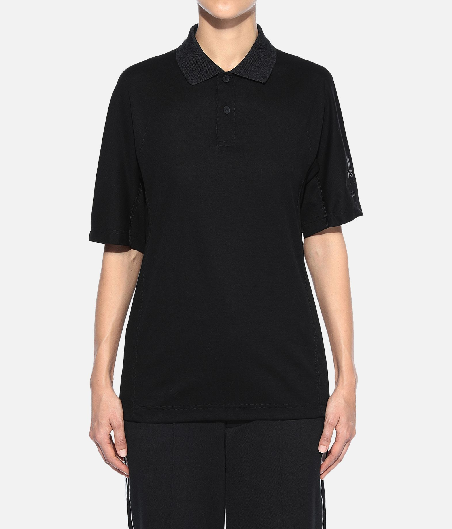 Y-3 Y-3 New Classic Polo Shirt  Polo Woman r
