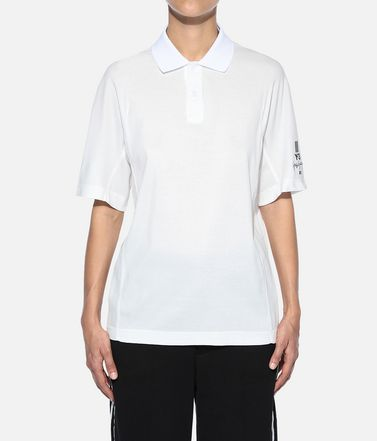 Y-3 Polo Woman Y-3 Classic Polo Shirt r