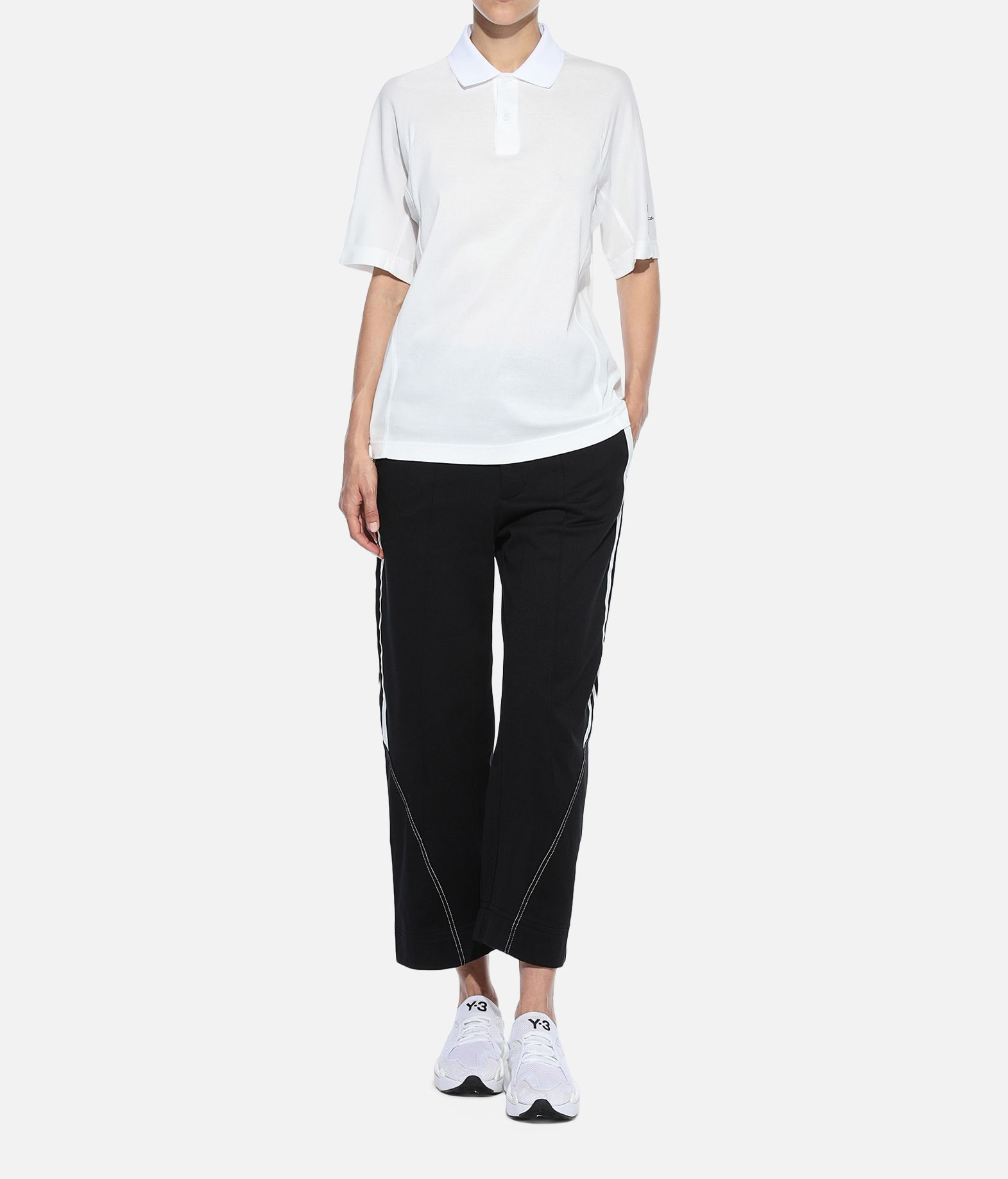 Y-3 Y-3 Classic Polo Shirt Polo Woman a