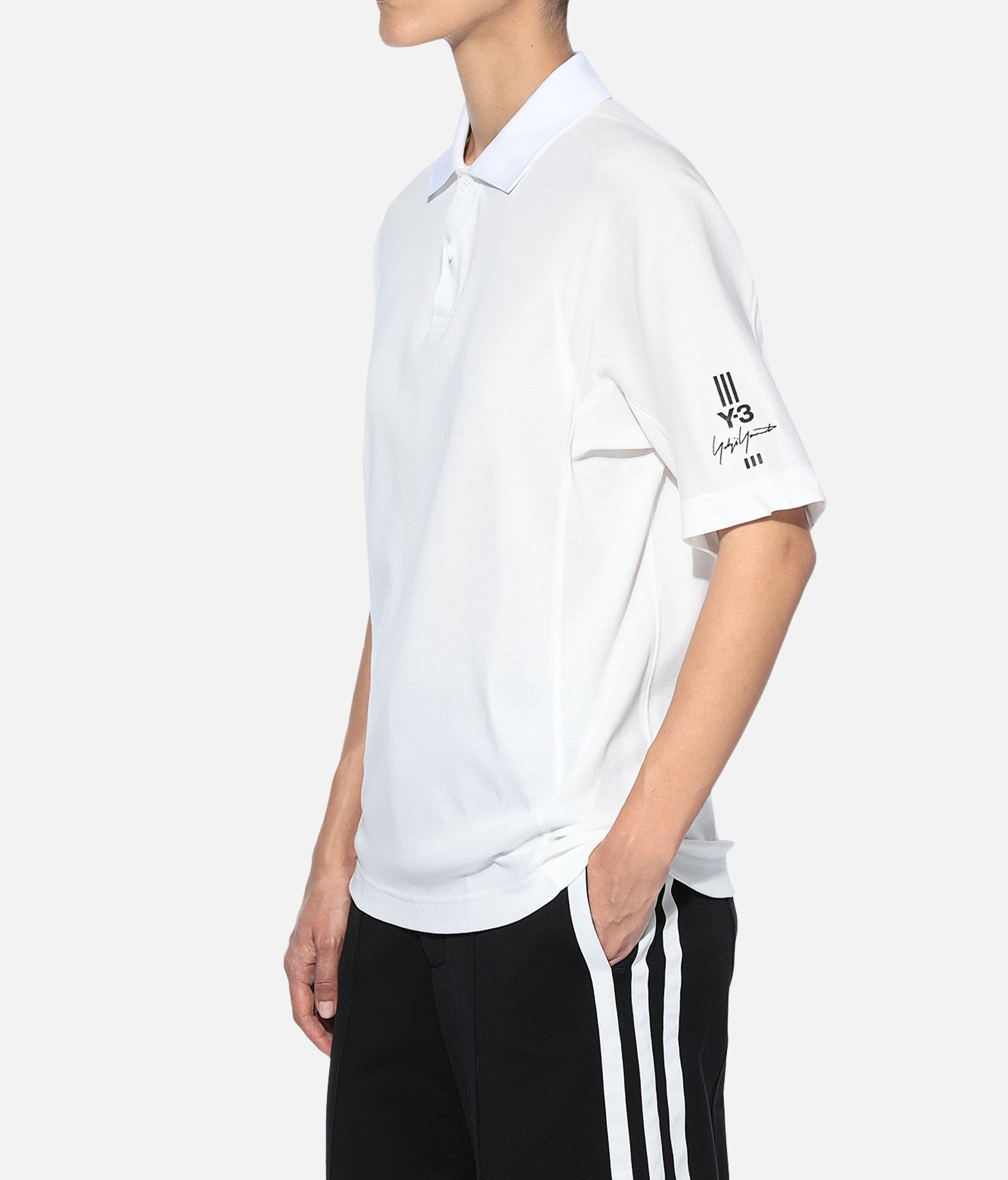 Y-3 Y-3 Classic Polo Shirt Polo Woman e