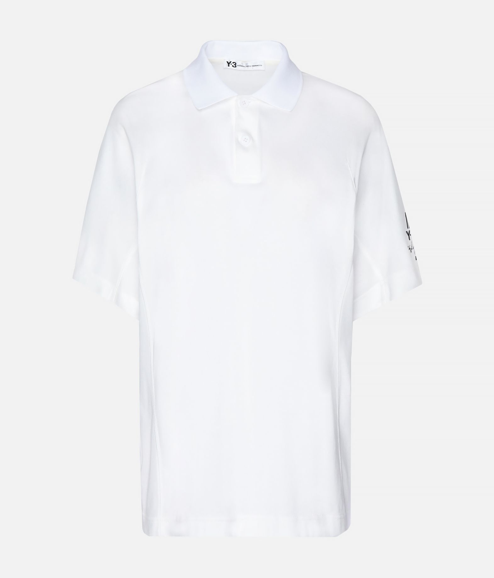 Y-3 Y-3 Classic Polo Shirt Polo Woman f
