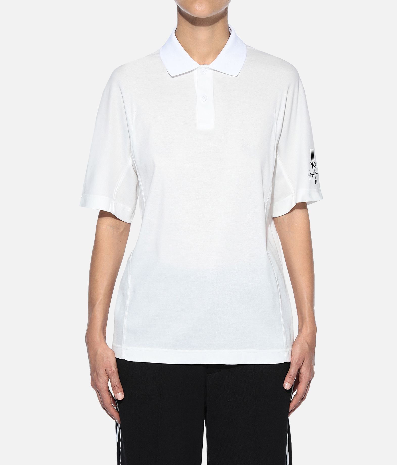Y-3 Y-3 Classic Polo Shirt Polo Woman r