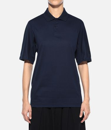 Y-3 Polo Donna Y-3 New Classic Polo Shirt  r