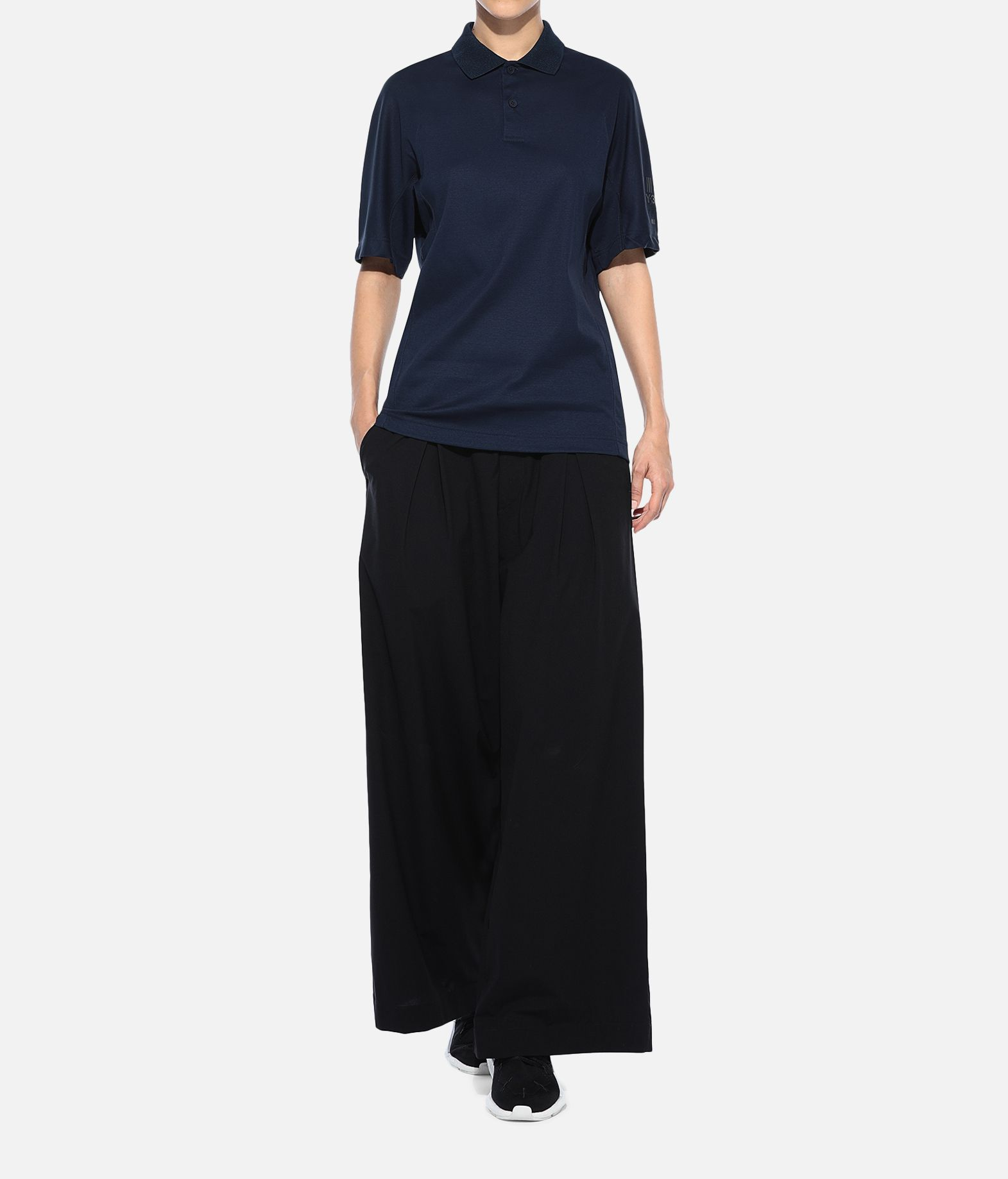 Y-3 Y-3 New Classic Polo Shirt  Polo Woman a
