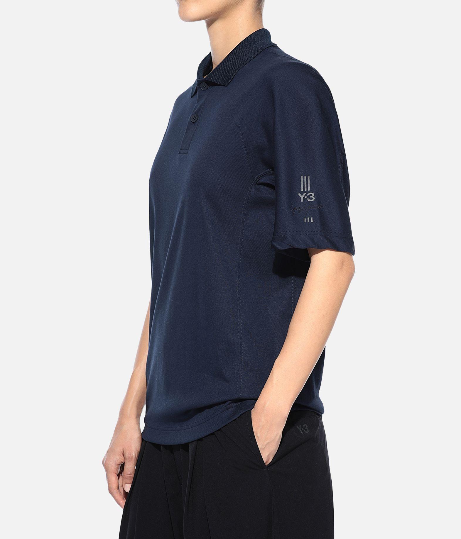 Y-3 Y-3 New Classic Polo Shirt  Поло Для Женщин e