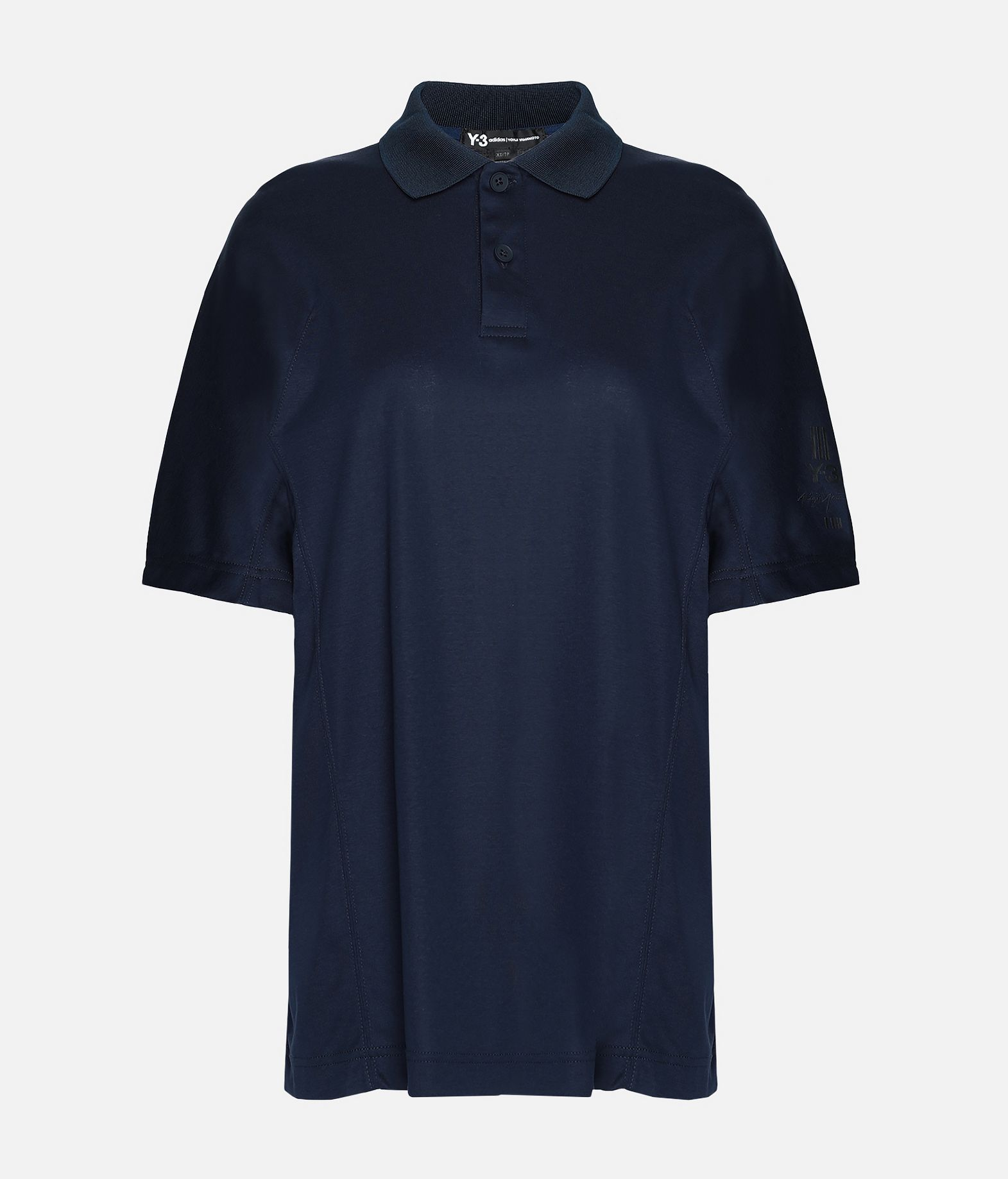Y-3 Y-3 New Classic Polo Shirt  Поло Для Женщин f