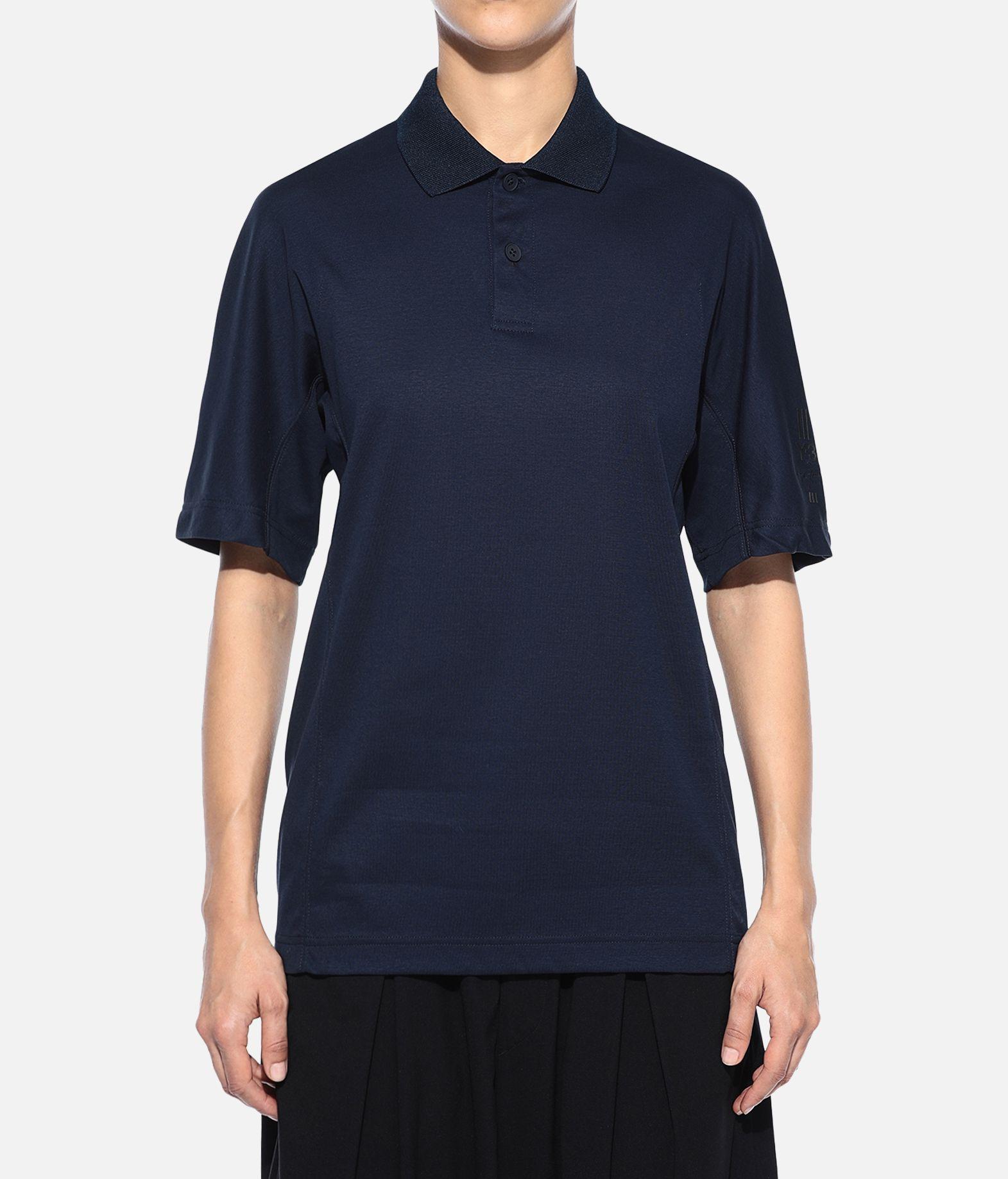 Y-3 Y-3 New Classic Polo Shirt  Поло Для Женщин r