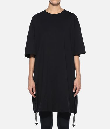 Y-3 Short sleeve t-shirt Woman Y-3 Drawstring Long Tee r