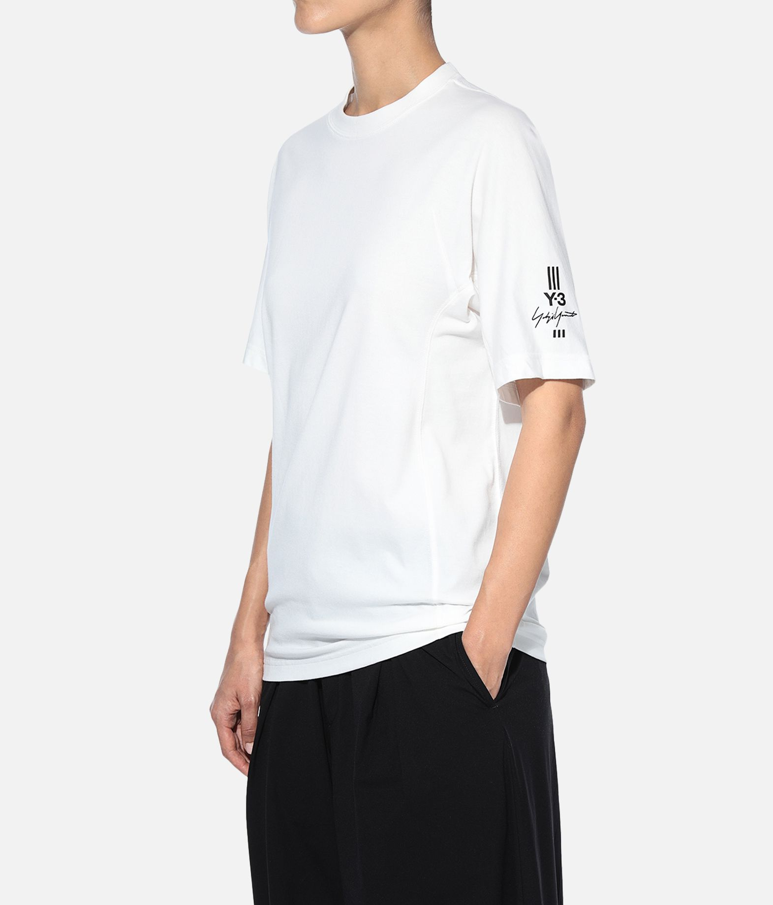 Y-3 Y-3 Classic Tee Short sleeve t-shirt Woman e