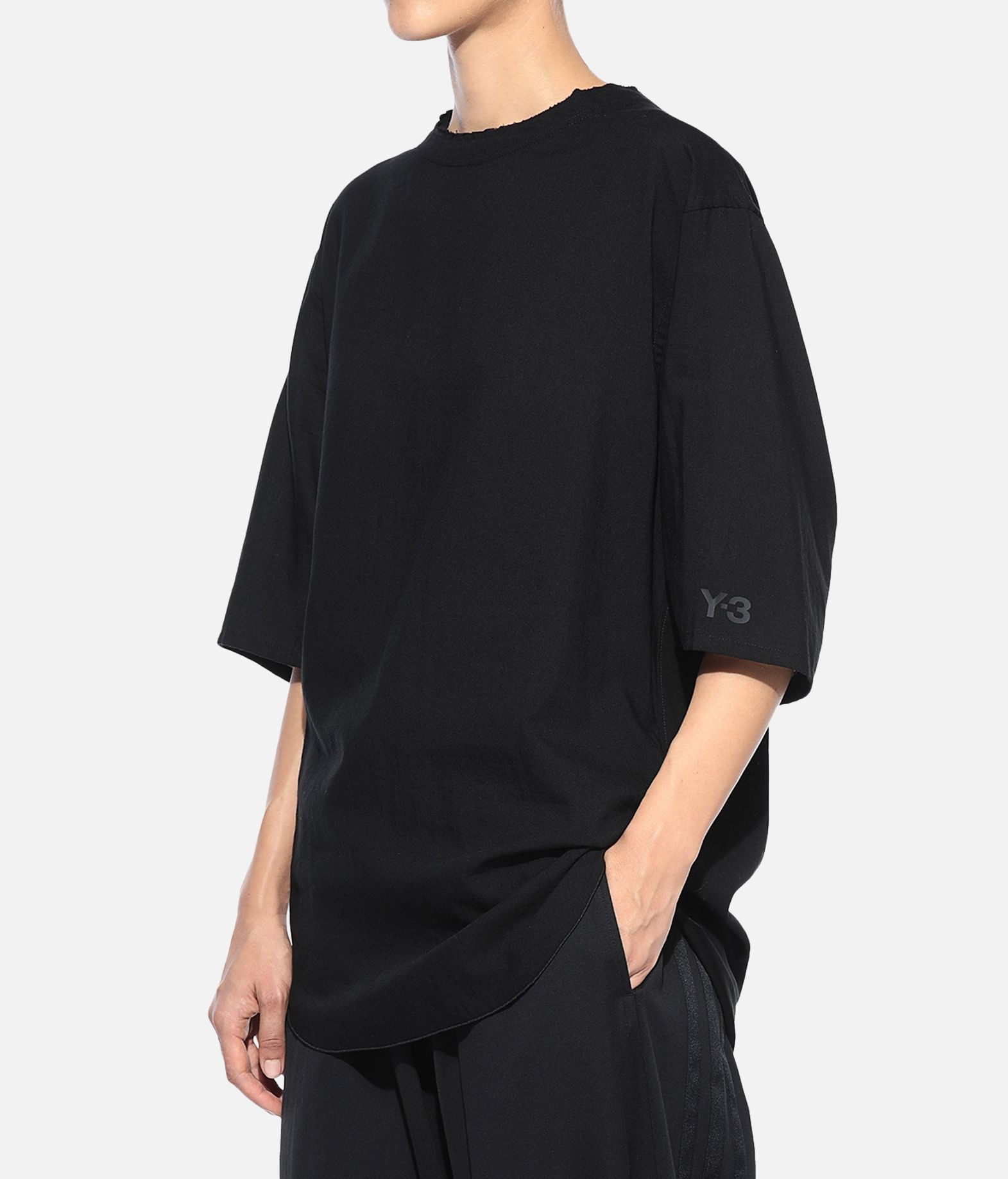 Y-3 Y-3 Long Tee Short sleeve t-shirt Woman e
