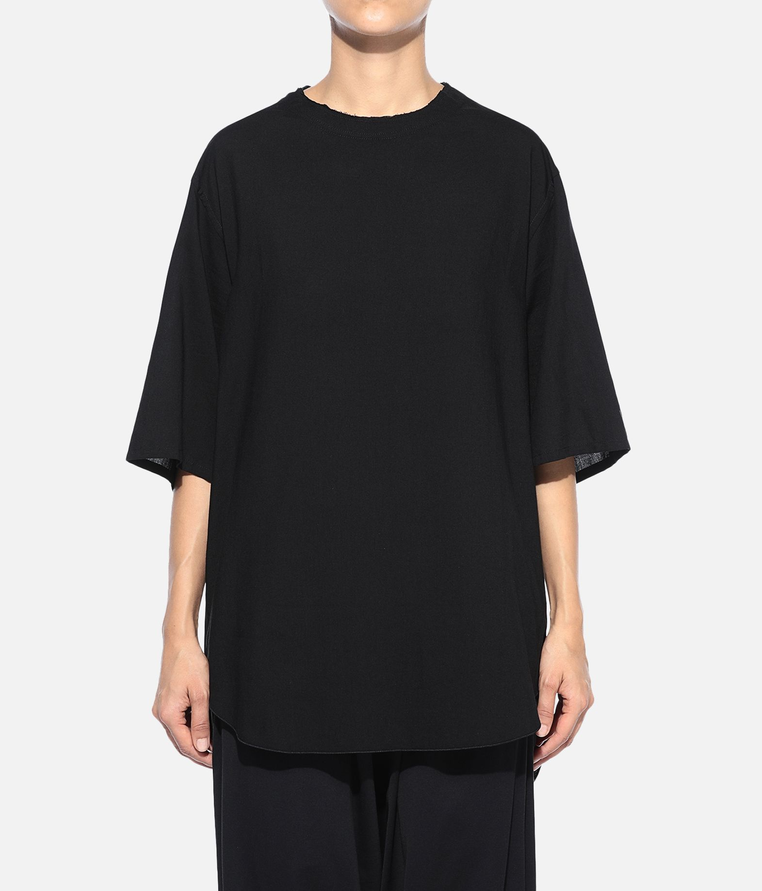 Y-3 Y-3 Long Tee Short sleeve t-shirt Woman r