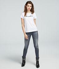 KARL LAGERFELD K/Ikonik Logo-T-Shirt  9_f