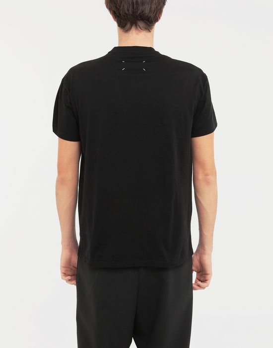 MAISON MARGIELA Graphic logo print T-shirt T-shirt manches courtes [*** pickupInStoreShippingNotGuaranteed_info ***] e