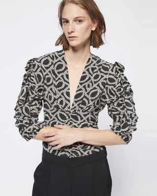 ISABEL MARANT TOP Woman ANDORA top r