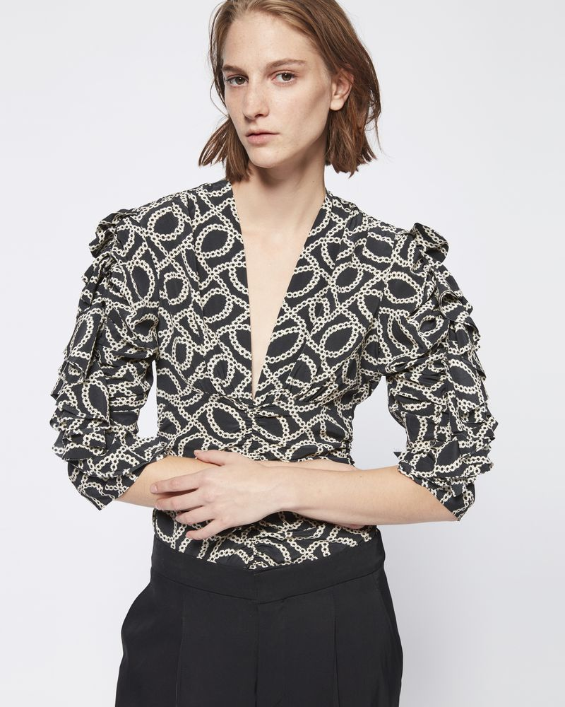ANDORA top ISABEL MARANT