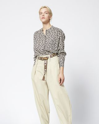 ISABEL MARANT ÉTOILE SHIRT & BLOUSE Woman MEXIKA shirt r