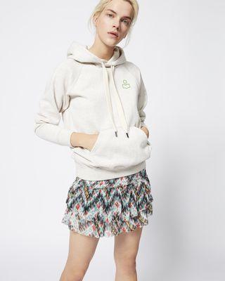 ISABEL MARANT ÉTOILE SWEAT-SHIRT Femme Sweat-shirt MALIBU r