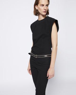 ISABEL MARANT T-SHIRT Woman YELENA T-shirt r