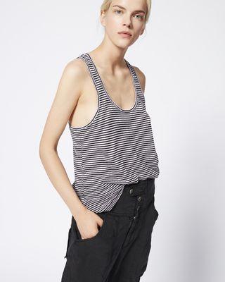 ISABEL MARANT ÉTOILE T-SHIRT Woman AVIEN T-shirt r