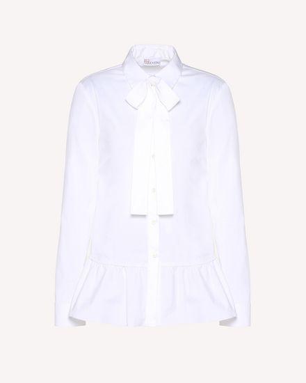 REDValentino Shirt Woman RR3ABA350ES 001 a