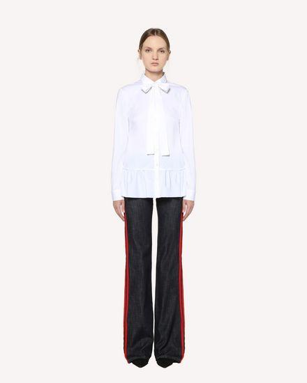 REDValentino Shirt Woman RR3ABA350ES 001 f