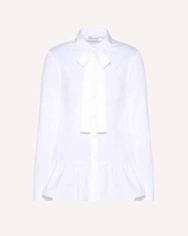 REDValentino RR3ABA350ES 001 Shirt Woman a