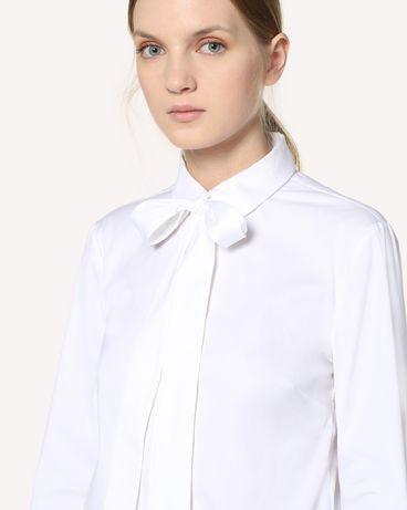 REDValentino RR3ABA350ES 001 Shirt Woman e