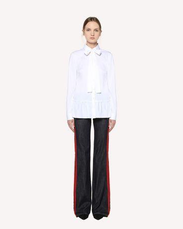 REDValentino RR3ABA350ES 001 Shirt Woman f