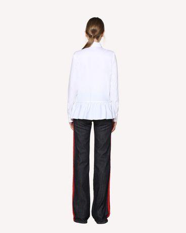 REDValentino RR3ABA350ES 001 Shirt Woman r