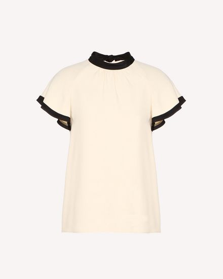 REDValentino Shirt Woman RR3AAA100W7 0AN a