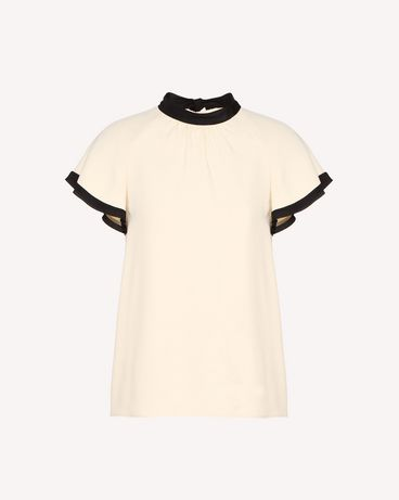 REDValentino RR3AAA100W7 0AN Shirt Woman a
