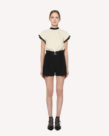 REDValentino RR3AAA100W7 0AN Shirt Woman f