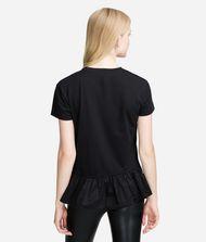 KARL LAGERFELD Logo Collar T-Shirt 9_f