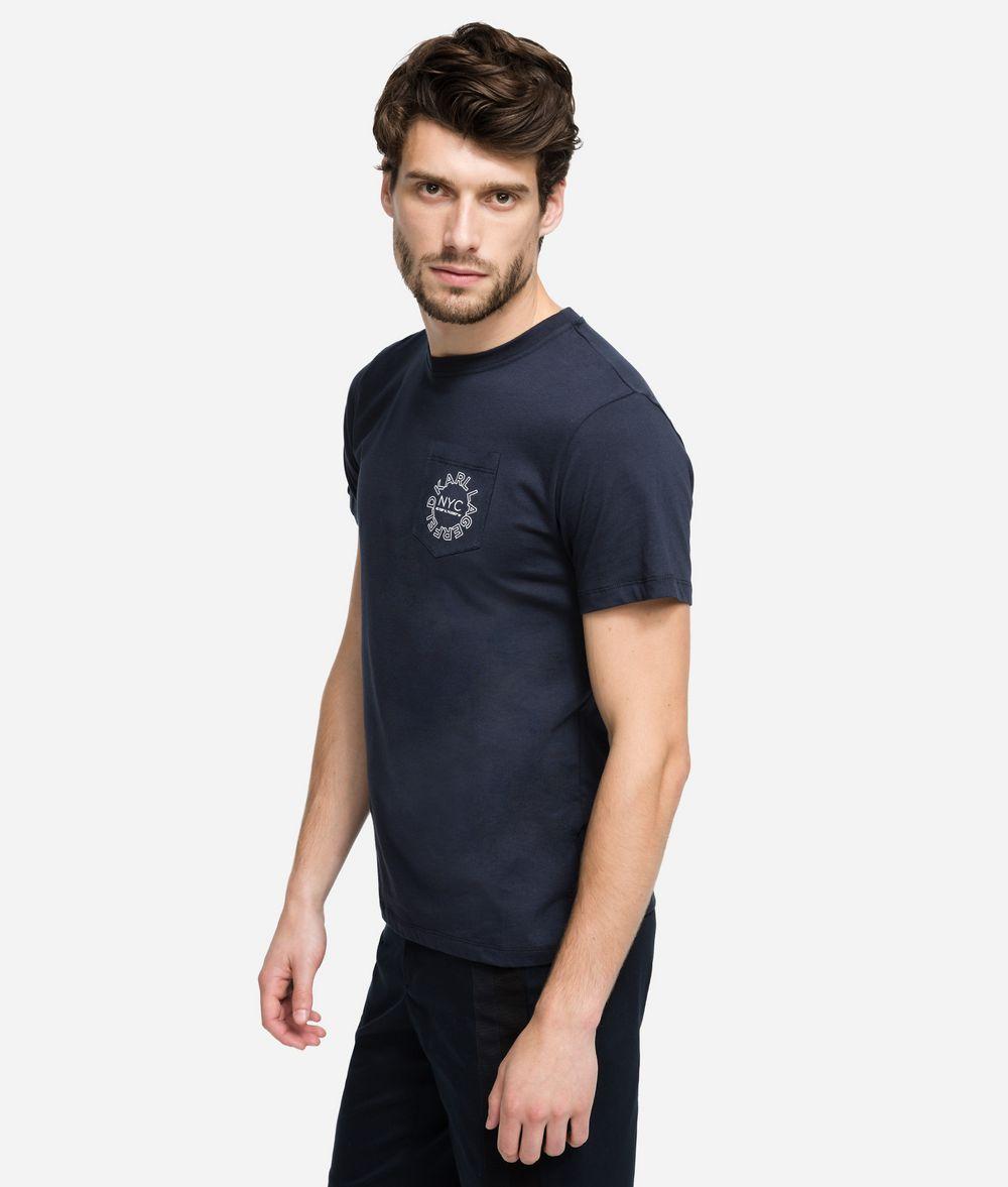 KARL LAGERFELD K/City t-shirt T-shirt Homme d