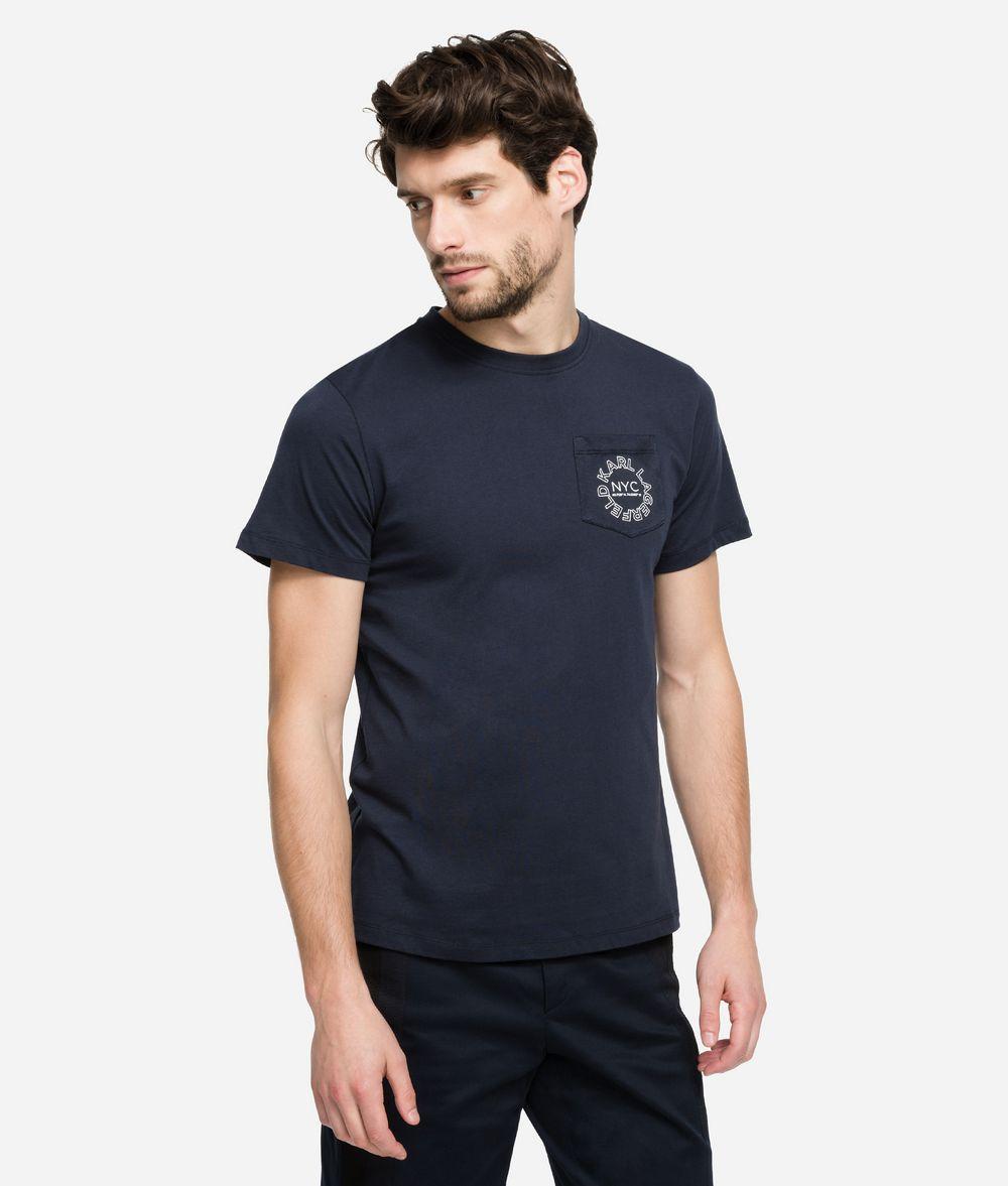 KARL LAGERFELD K/City t-shirt T-shirt Homme f