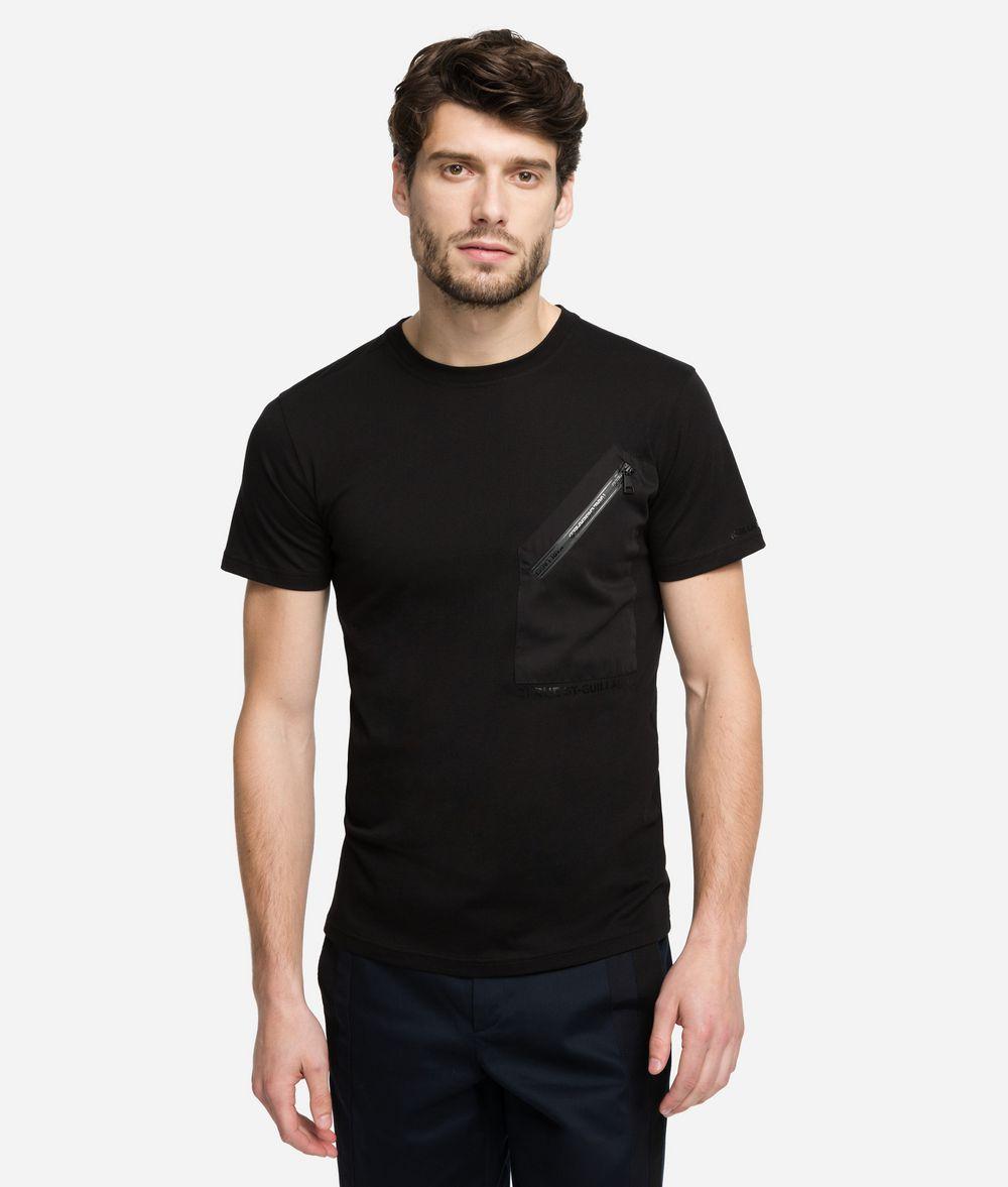KARL LAGERFELD Logo Pocket T-Shirt T-shirt Man f