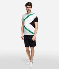 KARL LAGERFELD Printed Logo Tape T-Shirt 9_f