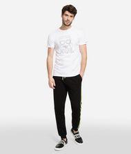 KARL LAGERFELD K/Ikonik Outline T-Shirt 9_f