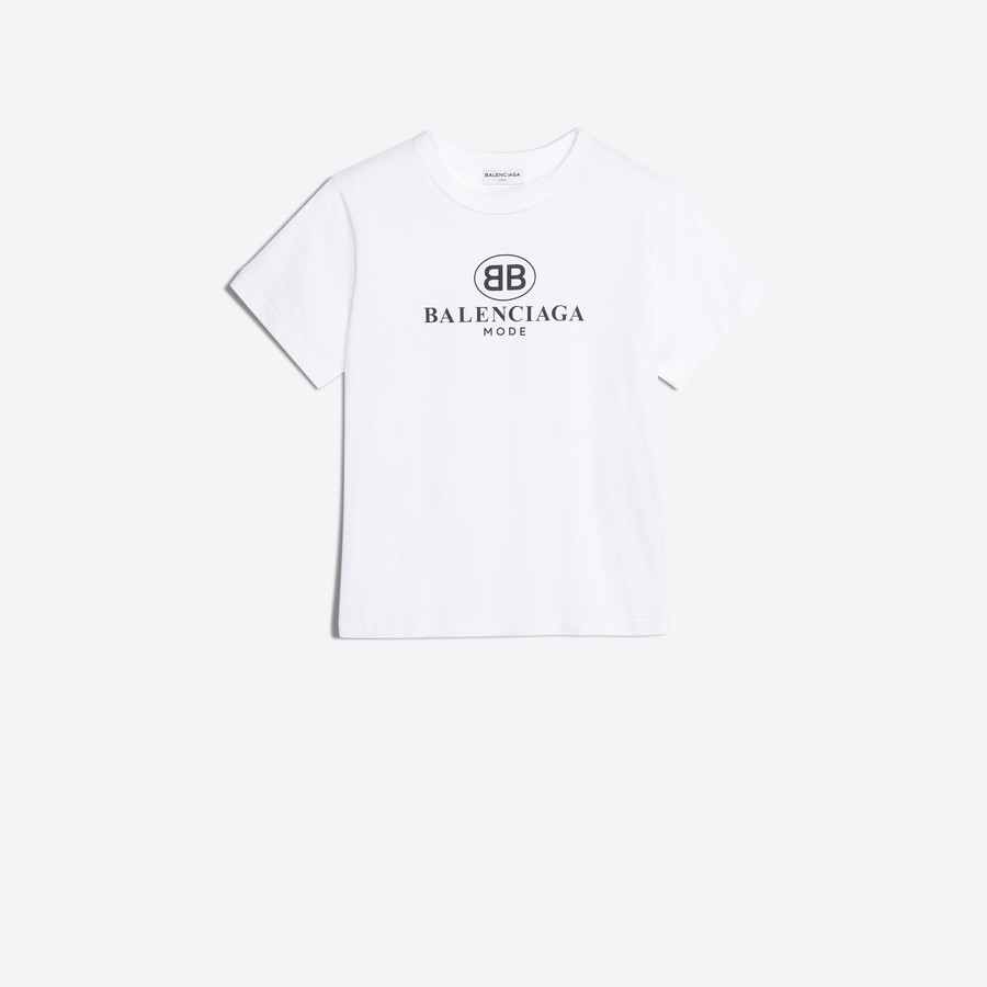 5488b91bb7890a BALENCIAGA BB Balenciaga Mode T-Shirt T-shirt & Polo Man ...