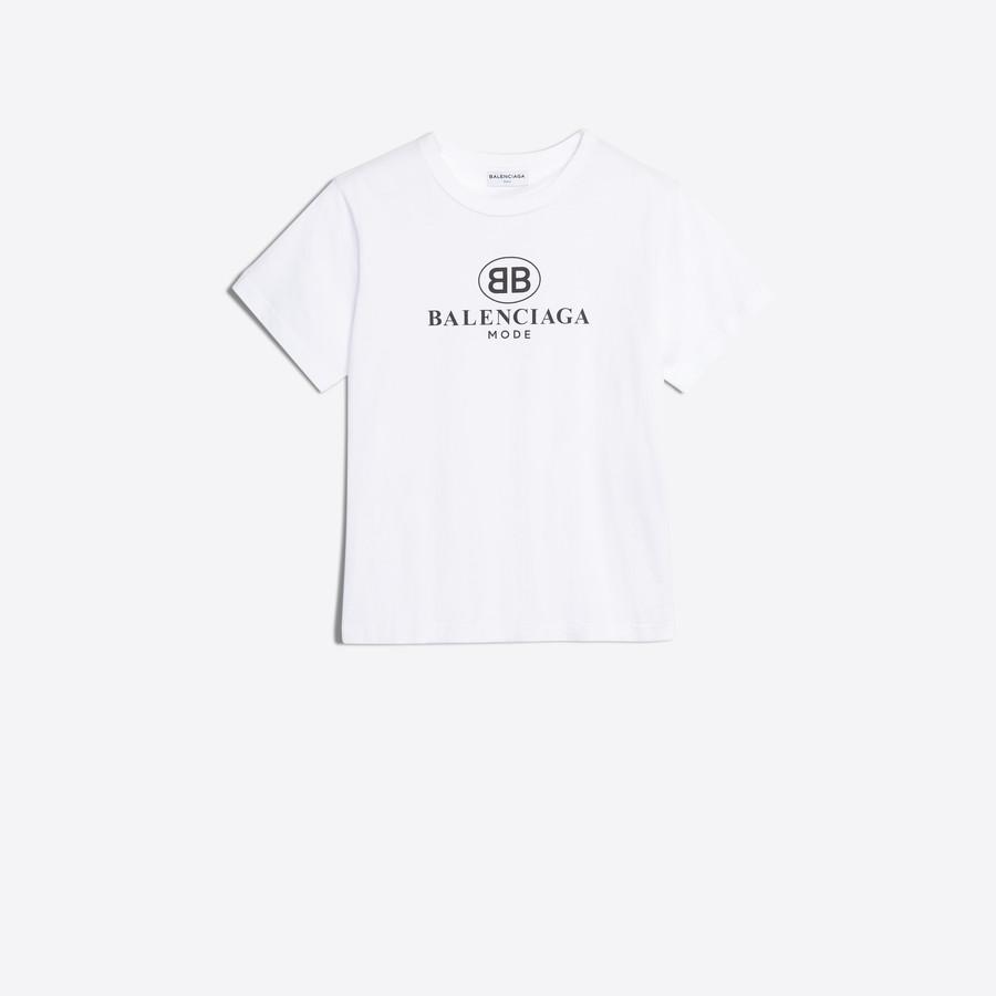 b80ee33d975f BALENCIAGA BB Balenciaga Mode T-Shirt T-shirt & Polo Man ...