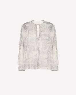 REDValentino Top Woman RR0MC00YMEH BE4 a