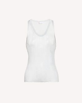 REDValentino Top Damen RR0MC00YMEH 0NI a